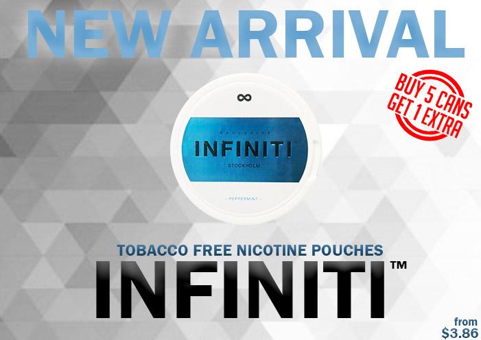 Buy Infiniti snus at snus24 now