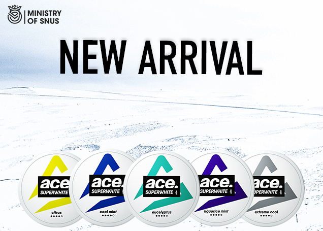 New arrival from ACE