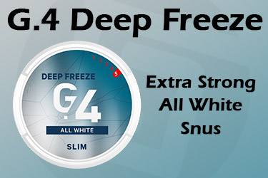G4 Deep Freeze