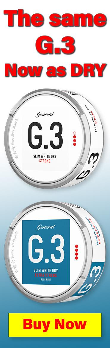 Buy General G3