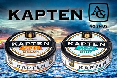 Buy Kapten snus