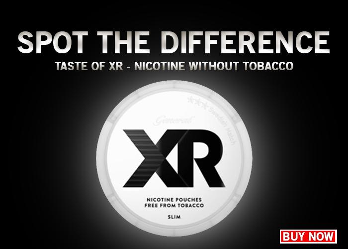 Buy new XR at Snus24
