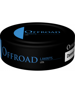 Offroad Licorice Loose