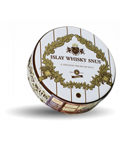 Islay Whisky Snus White