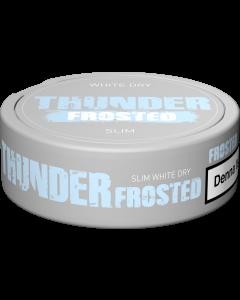 Thunder Frosted White Dry Slim