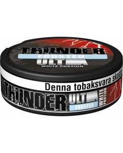 Thunder Frosted Ultra White