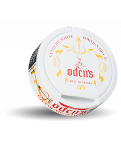 Odens 69 Extreme White Dry