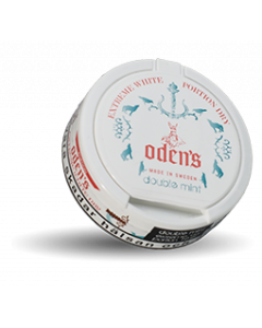 Odens Double Mint Extreme White Dry