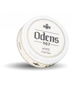 Odens No3 White