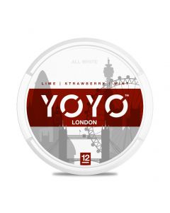 YOYO London Lime Strawberry Mint
