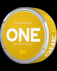 ONE Gul White