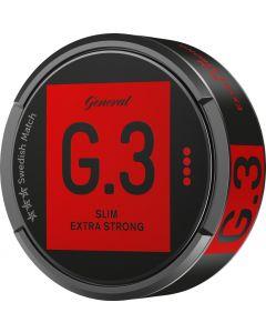 General G.3 Original Extra Strong Slim
