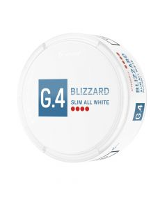 General G.4 Blizzard Slim All White