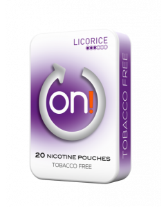 on! Licorice 3mg