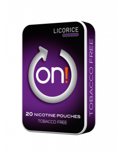 on! Licorice 6mg