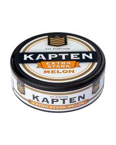 Kapten Melon Extra Strong White
