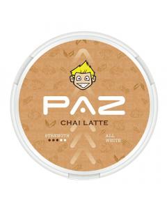 Paz Chai Latte