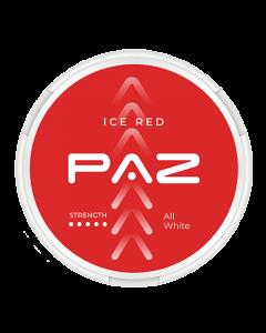 Paz Ice Red