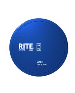 RITE Cool Mint White Large