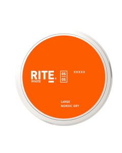 RITE Nordic Dry White Large