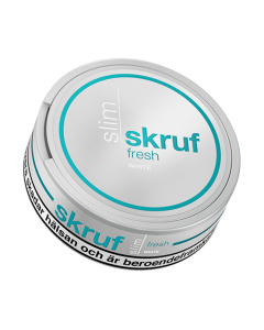 Skruf Fresh White Slim