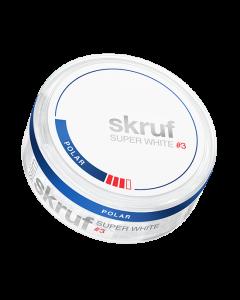 Skruf Super White #3 Slim Polar