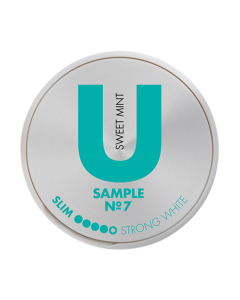 U Sample Sweet Mint No.7