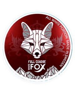 White Fox Full Charge All White