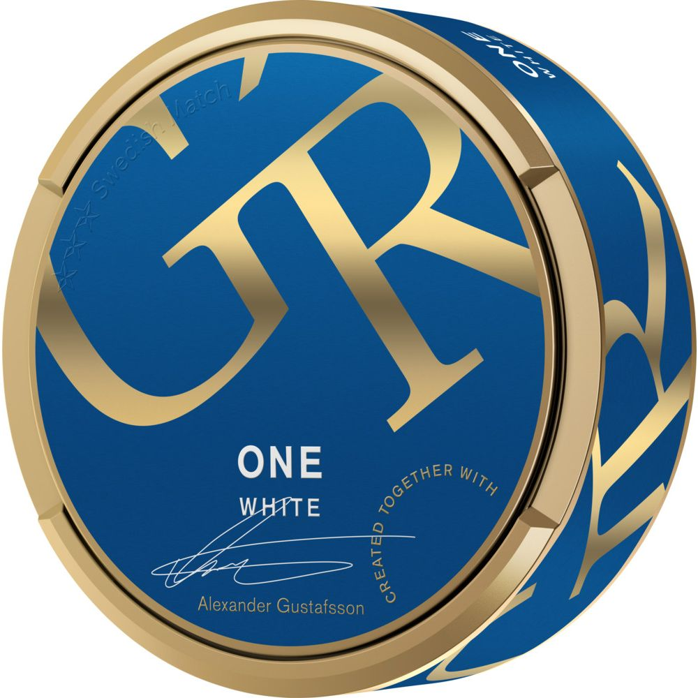 Göteborgs Rapé One White