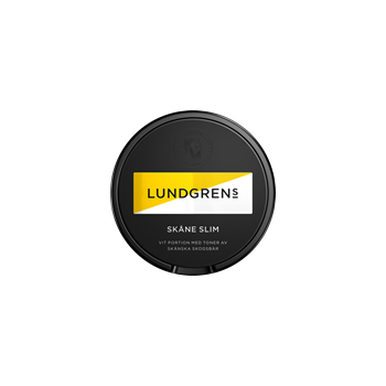 Lundgrens Skåne White Slim