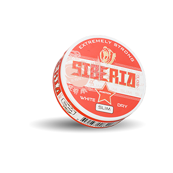 Siberia Red White Dry Slim