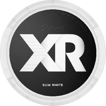 General Xrange White Slim