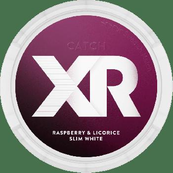 XR Catch Raspberry Licorice Slim White