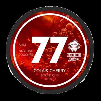 77 CHERRY COLA - Snubie Edition