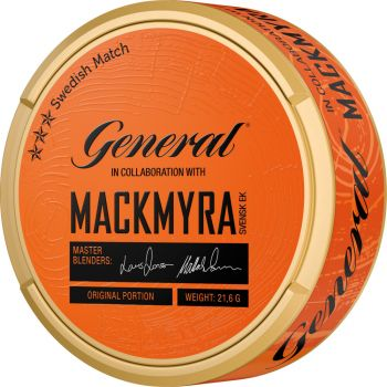 General Mackmyra