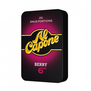 Al Capone Berry White Mini