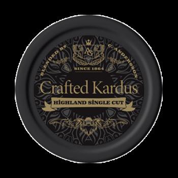 Crafted Snus Kardus Highland Single Cut