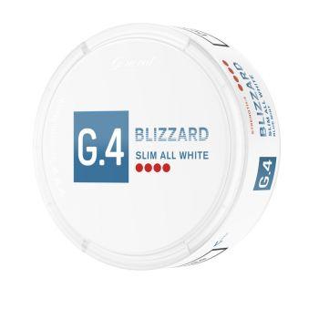 General G.4 Blizzard Slim All White
