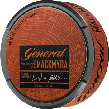 General Mackmyra