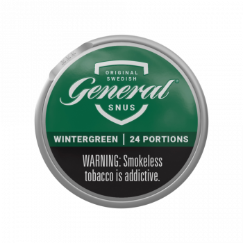 General White Wintergreen