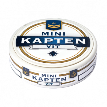 Kapten White Mini