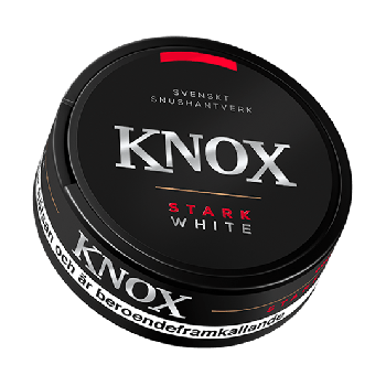 Knox White Strong