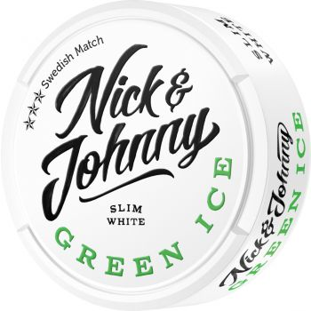 Nick and Johnny Green Ice Slim
