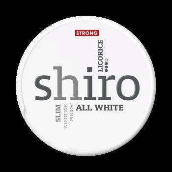 Shiro Licorice Strong