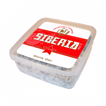 Siberia Red White Dry Box 0.5Kg