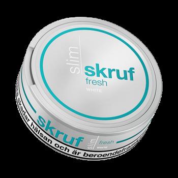 Skruf Fresh White Slim