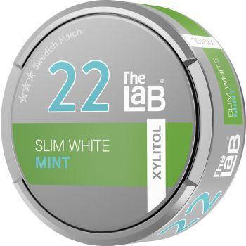 The Lab 22 Mint Xylitol White Slim