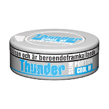 Thunder Cool M White Dry Slim