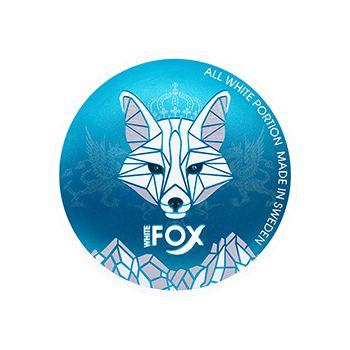 White Fox Portion Snus Tobacco Free