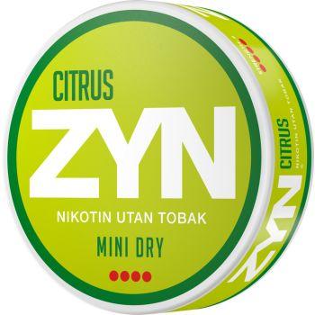 ZYN Citrus Mini 6mg